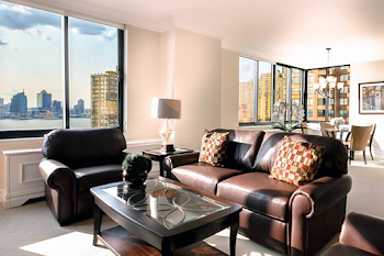 Battery Place Furnished Apartment, Financial district