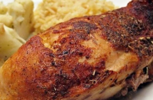Roasted Chicken (crock Pot) Recipe