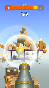 Knock Balls Mod Apk (Unlock All Skills + Unlimited Balls) 3
