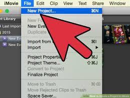 Image result for iMovie start up