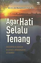 Agar Hati Selalu Tenang (Old Cover) | RBI