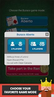 Buraco: Free Canasta Cards 8