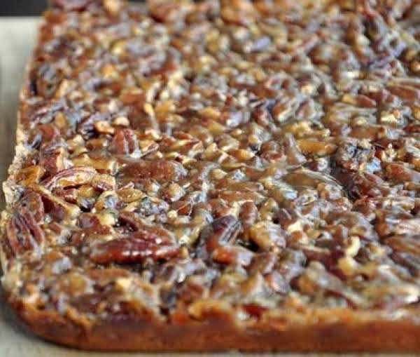 Pecan Pie Bars (irene)