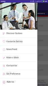Sodexo World screenshot 4