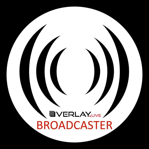 Overlay.live Mobile App - Live Stream Telemetry
