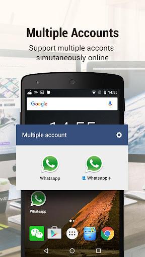 2Accounts - 64Bit Helper 2.4.5 screenshots 1
