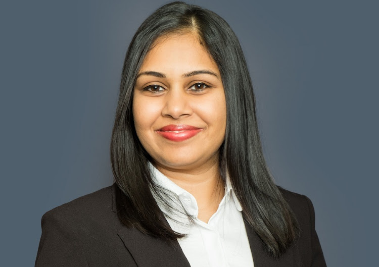 Louise Pillay, telecoms analyst, Africa, at Barclays Africa Group. Picture: SUPPLIED