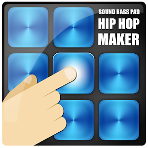 Dj hiphop maker sound bass pad for PC and MAC