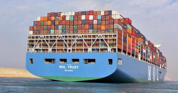 Морские контейнерные перевозки из Гуанчжоу