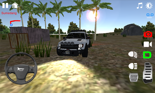 IDBS Offroad Simulator - náhled