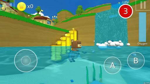 [3D Platformer] Super Bear Adventure screenshots 5