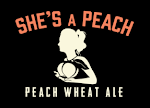 Vernal She's A Peach Wheat Ale