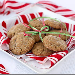 Ginger Cookies.