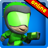 Tiny Jetpack Shooters : Online