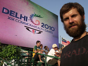 Photo: 1. Delhi 2010 - XIX Commonwealth Games