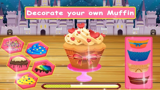 Download free Lunchbox maker : Muffin cooking and baking game for PC on Windows and Mac apk screenshot 11