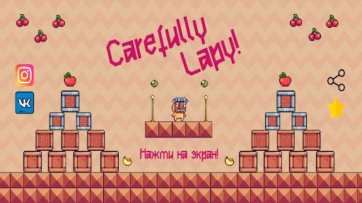 Carefully Lapy! - Hardest survival game ever! apktram screenshots 5