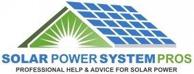 Solar Power System Pros Logo