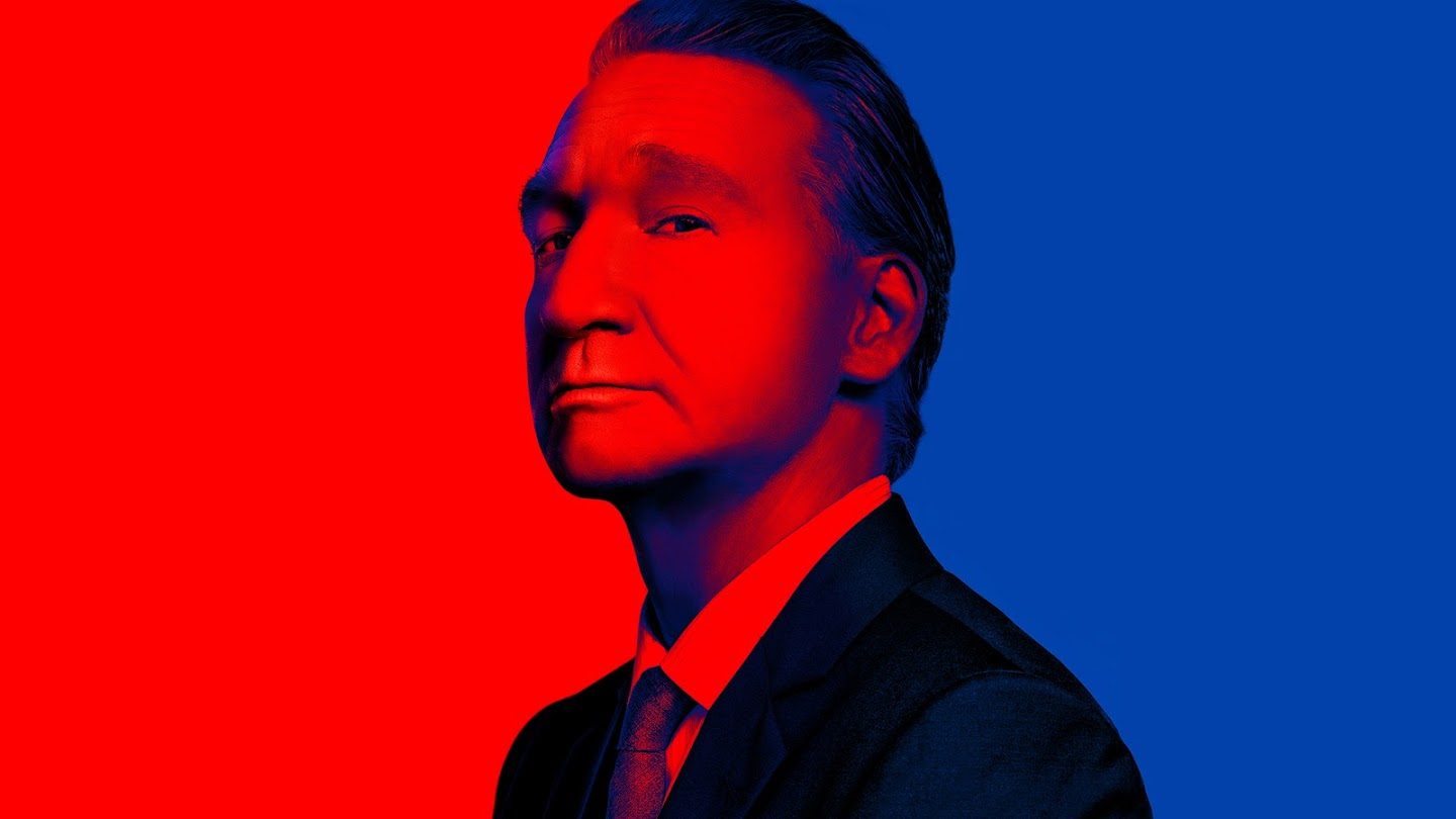 Watch Real Time With Bill Maher live*
