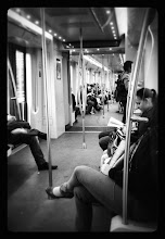 Photo: Commuters