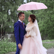 Wedding photographer Olga Frolova (Olikfon). Photo of 11.06.2017