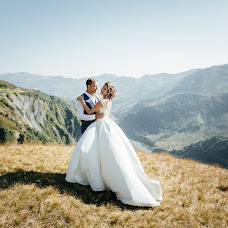 Wedding photographer Anna Khomutova (khomutova). Photo of 16.07.2018