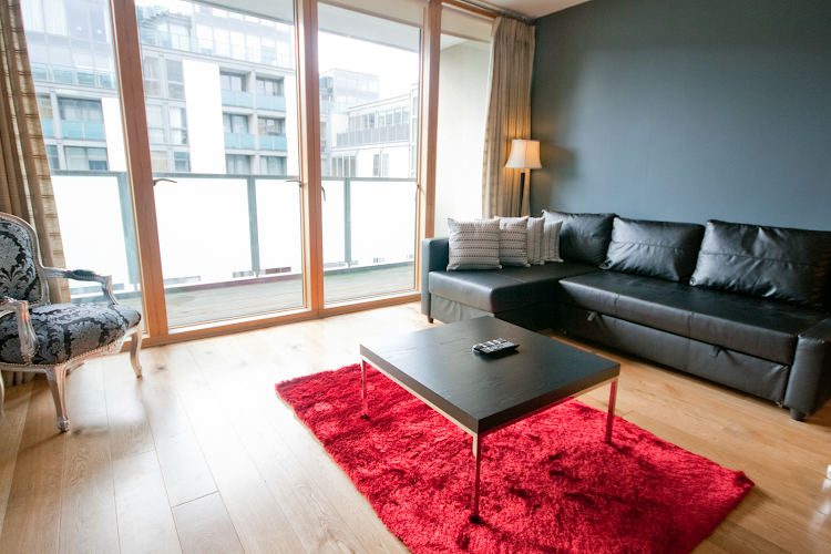 2 bedroom apartment at IFSC Apartments - Key Collections