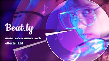 Beat.ly PRO 1.9.10125 - Music Video Maker With Effects Mod APK