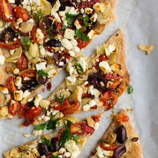 Mediterranean Flatbread Recipe