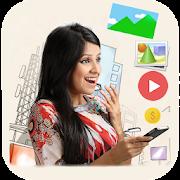 Socio Network - Upload Or Watch Video & Earn Money