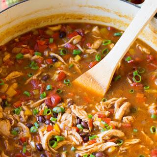 Chicken Tomato Rice Soup Recipes