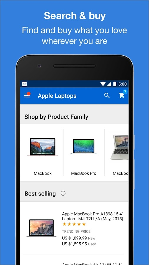 eBay - Buy, Sell & Save Money- screenshot