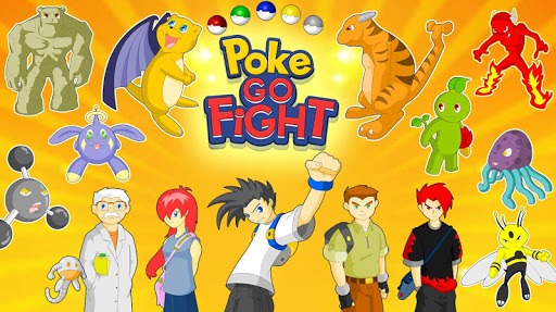 Poke Fight - screenshot
