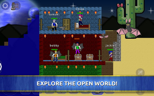The HinterLands: Mining Game 0.448 screenshots 10