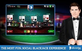 Screenshot of BlackJack 21