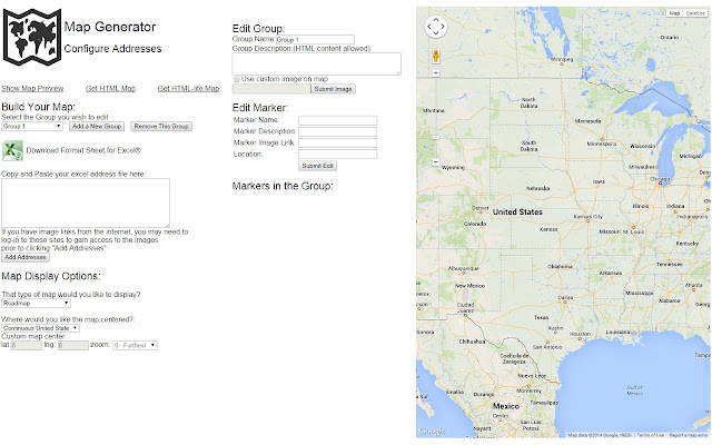 Map Generator