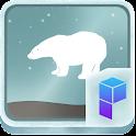 Tema Doçura de Urso Polar icon