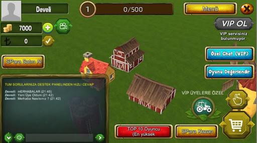 Mobil Çiftlik - Para Kazan  code Triche 1