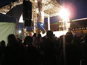 Photo: dia 30.09: show com dancarina caliente no centro