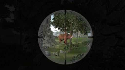 Sniper Hunter Wild Safari Survival: Shooting Game android2mod screenshots 5
