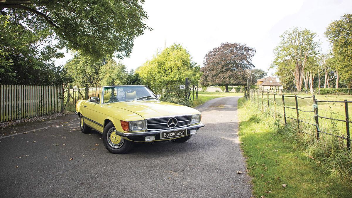 Mercedes Sl Hire Kettering