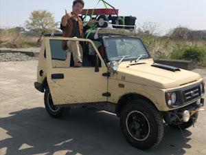 ジムニー JA22W 砂漠横断仕様のカスタム事例画像 🍀ふうさん🌿【⚓️ARCADIA⚓】さんの2019年07月31日08:22の投稿