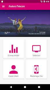Andorra Telecom- screenshot thumbnail