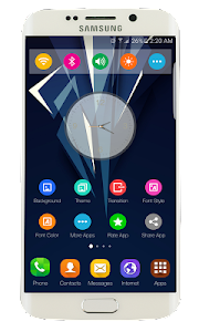 Pixel Launcher Theme screenshot 0