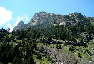 Photo: Altos del valle de Ramuñe.