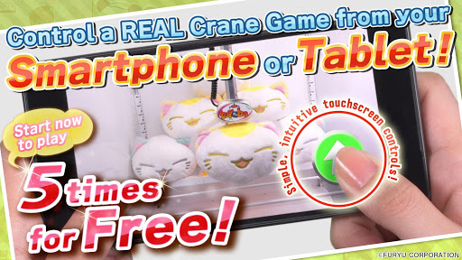 Screenshot for Claw Machine Game Toreba -Online Claw Machine Game in Hong Kong Play Store
