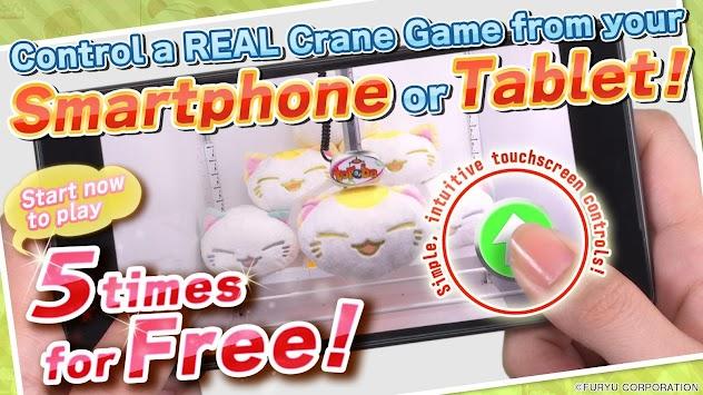 Crane Game Toreba