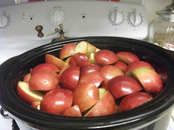 Crockpot Applesauce Recipe