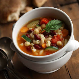 Tried and True Minestrone.