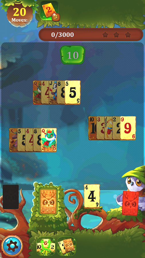 Solitaire Dream Forest: Cards- screenshot
